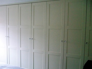 Shaker Style with Panel Effect