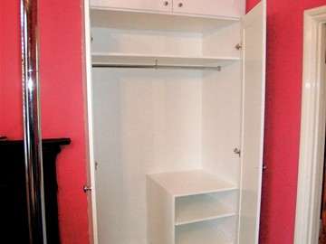 Multiple Storage, Single Hanging, Shoe Storage