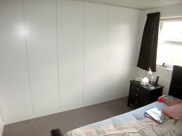 Full Height Flush Panels
